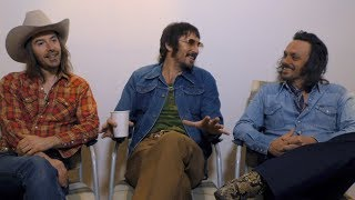 Midland interview - Mark, Cameron, & Jess (part 1)