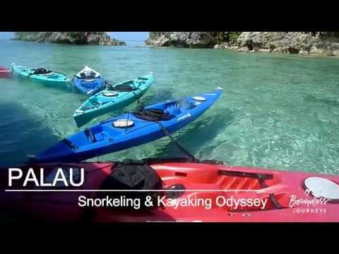 Boundless Journeys' Palau: Snorkeling & Kayaking Odyssey