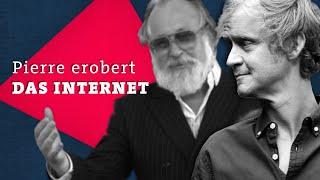 Friedrich Liechtenstein macht Pierre zum YouTube-Star