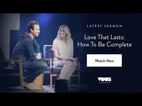 Love That Lasts: How To Be Complete