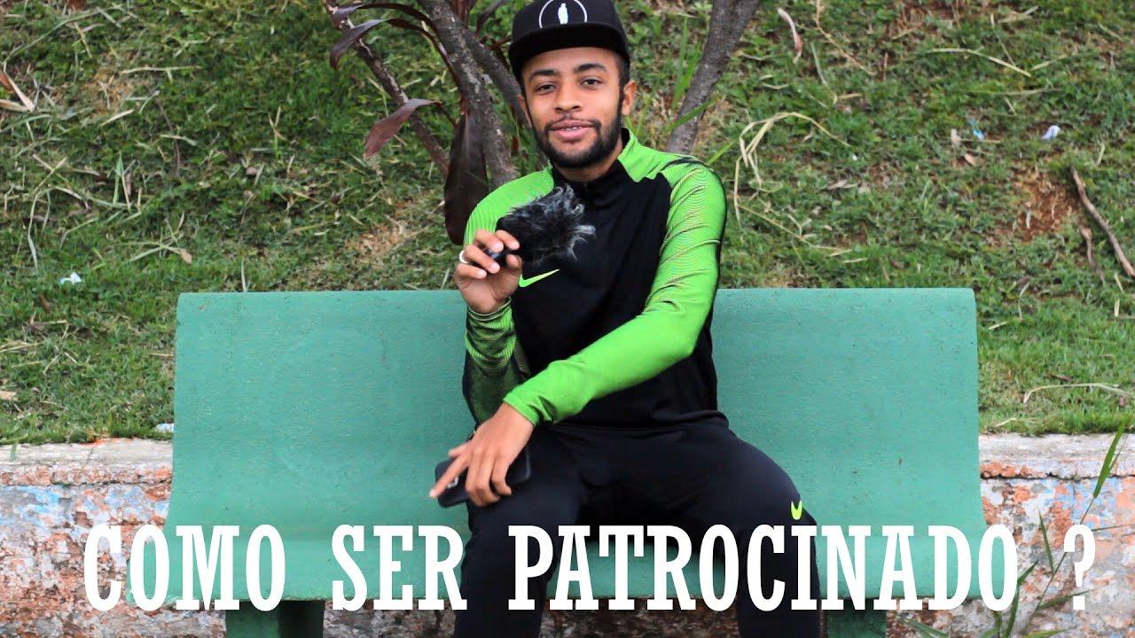 7c5af1648c8 Como ser patrocinado pela nike    FOOTZ RESPONDE  4 - YouTube