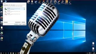 Як налаштувати мікрофон на Windows 10 додатково інструкція в описі