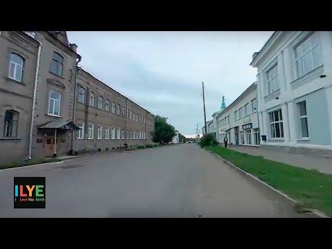 ILYE - Велопрогулка по городу Яранск. 360°