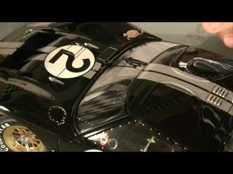 """Car Room Magazine """"Playing With Cars"""": Exoto 1:10 GT40"""