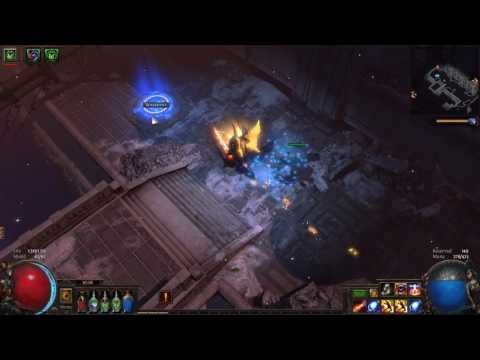 Tornado Shot Totem Build Poe