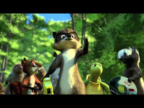 Over The Hedge (2006) Official Trailer