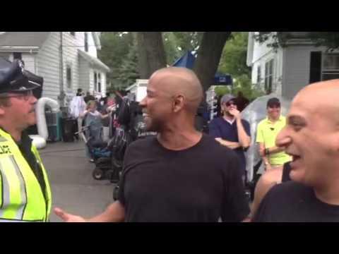 Denzel Washington film set in swampscott