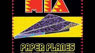 M.I.A. f. Bun B & Rich Boy - Paper Planes (extended rmx)