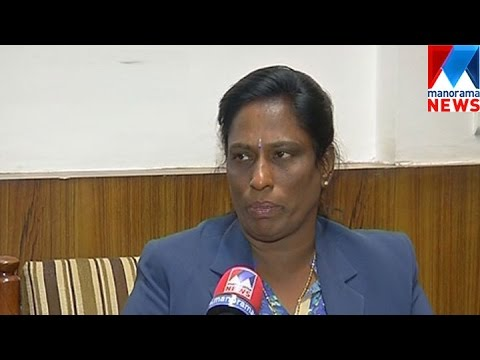 Exclusive interview with P T Usha   Manorama News