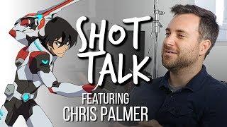 Shot Talk #8 - Chris Palmer - Warner Bros, DreamWorks, Nickelodeon