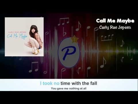 Karaoke Call Me Maybe ~ Karaoke PRS