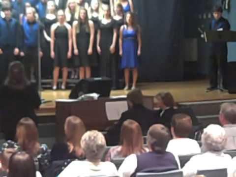 Marion Illinois High School Fall Choir Concert, 2010