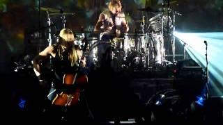 Apocalyptica - Refuse/Resist - 2011.02.26 Archa Theatre, Prague, Czech Republic V2 HD MASTER