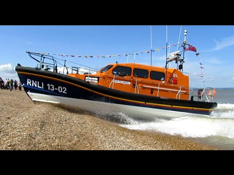 Dungeness Lifeboat Open Day - 2014