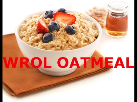 DIY LONG TERM EMERGENCY FOOD - INSTANT OATMEAL FOR SHTF, WROL