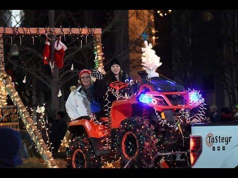 Jackson Tn Christmas Parade 2019