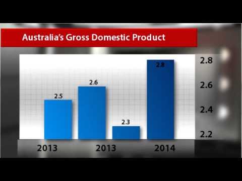 Australia's economy accelerates in Q4