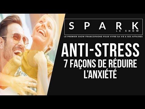 Comment lutter contre le stress - Spark le Show I Franck Nicolas