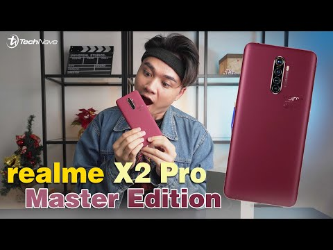 Realme X2 Pro Master Edition | The Boxing King Unboxing & Hands-On