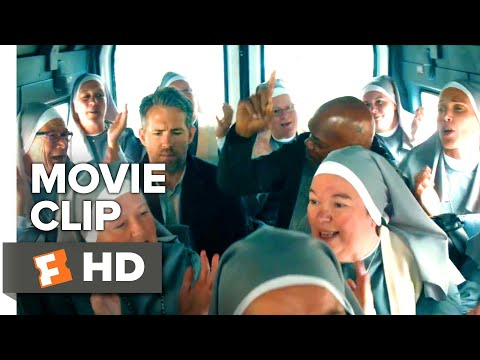 The Hitman's Bodyguard Movie Clip - Nuns (2017) | Movieclips Coming Soon