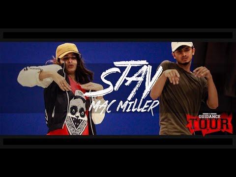 """STAY"" - Mac Miller | Gaurav N Chandni Choreography | GUIDANCE Tour ""Mumbai"""
