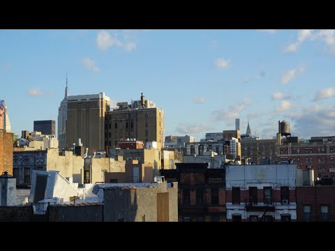 NYC Trip: Rooftop Penthouse AirBnB Apartment Tour in Downtown East Village New York