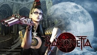 Bayonetta walkthrough fr episode 10 : au royaume du paradis et du volley