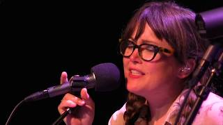 Like a Feather (Nikka Costa) - Sara Watkins | Live from Here with Chris Thile