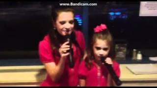 Dance Moms: Brooke and Mackenzie singing Adele!