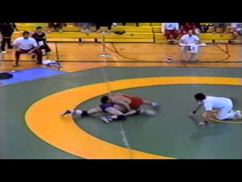 1989 Senior National Championships: Unknown vs. Dan McGee