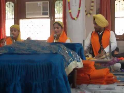 """Gurpreet kaur ji Kiratpur sahib wale""""dhan dhan pita dhan dhan kul"""""""