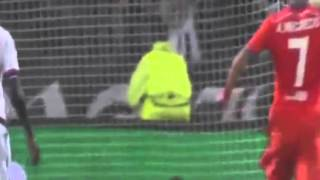 Video Gol Pertandingan Olympique Lyonnais vs Valencia CF