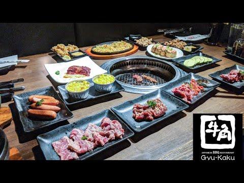 FwF Ep. 79 All You Can Eat Japanese BBQ Gyu Kaku