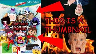 Super Smash Bros x Karikatür Nexus