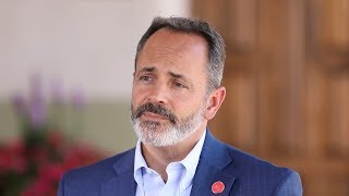 Kentucky Governor Matt Bevin discusses US-China trade