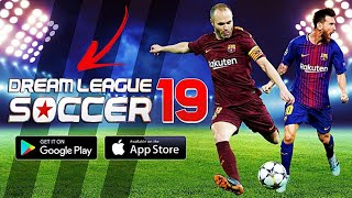 Download dream league soccer dls 19 || Ofline  mod Hd graphic Dls 19 Bangla Teach person