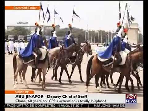 Independence Struggle - Joy News Today on Joy News (7-3-17)