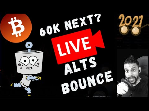 *live-watch*-bull-cycle-over?-ethereum-price-prediction-|-bitcoin-|-ada-analysis-|-january-2021-🏮