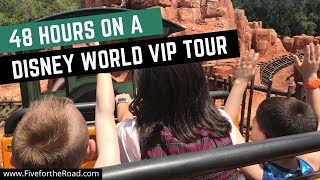 48 Hours On A Disney Private VIP Tour | Disney World VIP Tour | Private VIP Tours at Disney