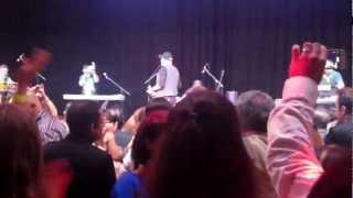 Sandy Concert in Tampa, Florida Part 3