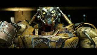 "Real Steel ""Midas Vs Noisy Boy""[FullHD
