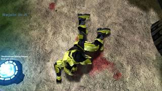 Halo: Combat Evolved Multiplayer Capture the Flag on Timberland Gameplay PC
