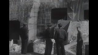 Кинохроника ВОВ.  Севастополь 1942 год.
