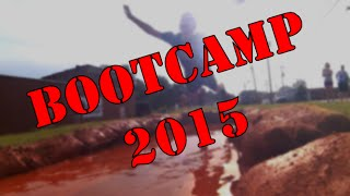 BOOTCAMP 2015 - OBSTACLE COURSE