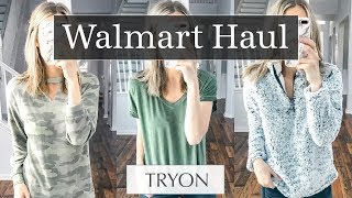 Walmart Try On Haul 2018 Fall Outfits