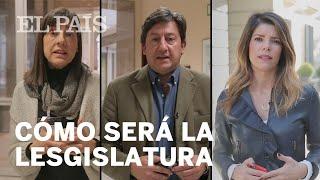 La periodista de EL PAÍS Anabel Díez analiza los retos de la XIV Legislatura