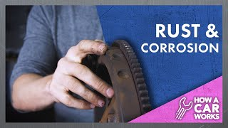 Rust and Corrosion: A 10 minute guide