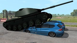 BeamNG.drive - Simple Tank Video
