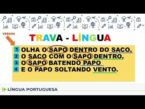 Língua Portuguesa - 1º Ano - 29/05