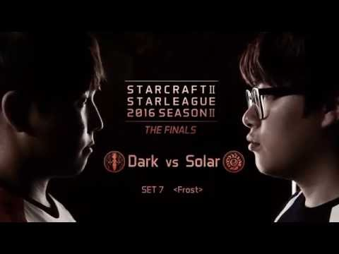 [SSL S2] FINALS Dark vs Solar 7 set